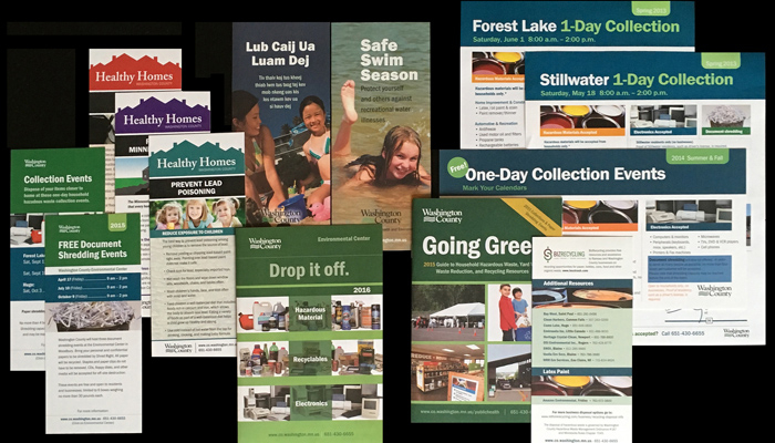 Washington County : Print Collateral