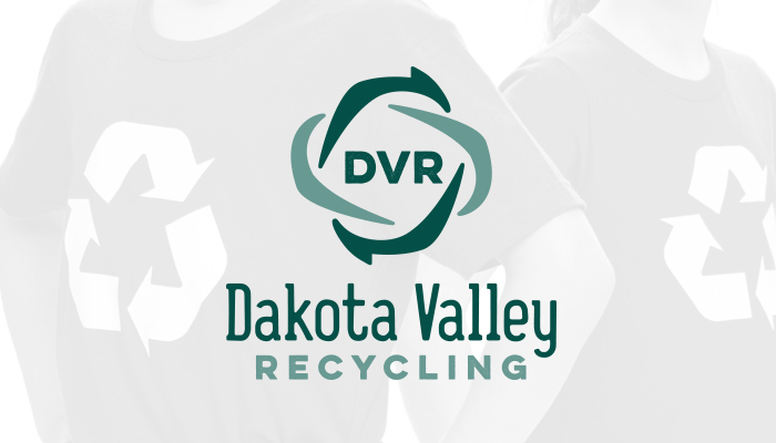 Dakota Valley Recycling : Logo